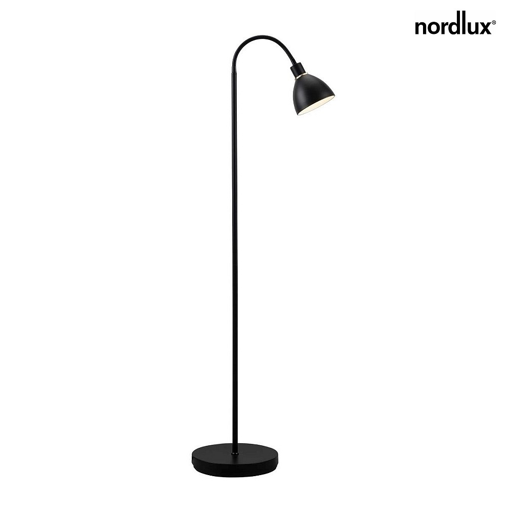 Nordlux stehleuchte ray 2 flammig e14 ip20 dimmbar schwarz nordlux stehleuchte ray 1 flammig e14 ip20 schwarz parisarafo Images
