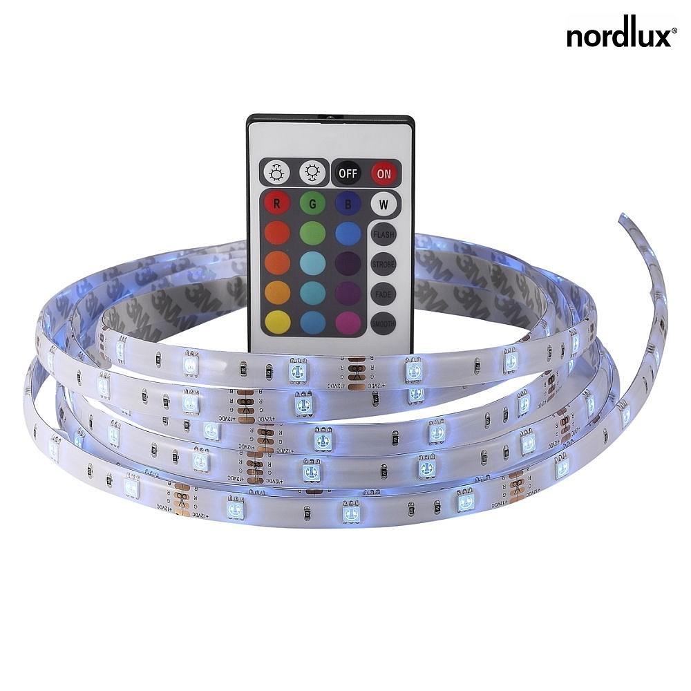 nordlux led strip nimba 3m 20w ip65 rgb nordlux ks licht onlineshop leuchten aus essen. Black Bedroom Furniture Sets. Home Design Ideas