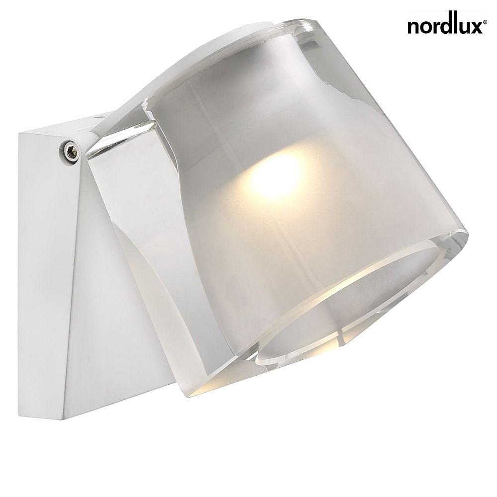 nordlux led badleuchte ip s12 led wandleuchte 3w led 3000k 190lm ip44 dimmbar nordlux. Black Bedroom Furniture Sets. Home Design Ideas