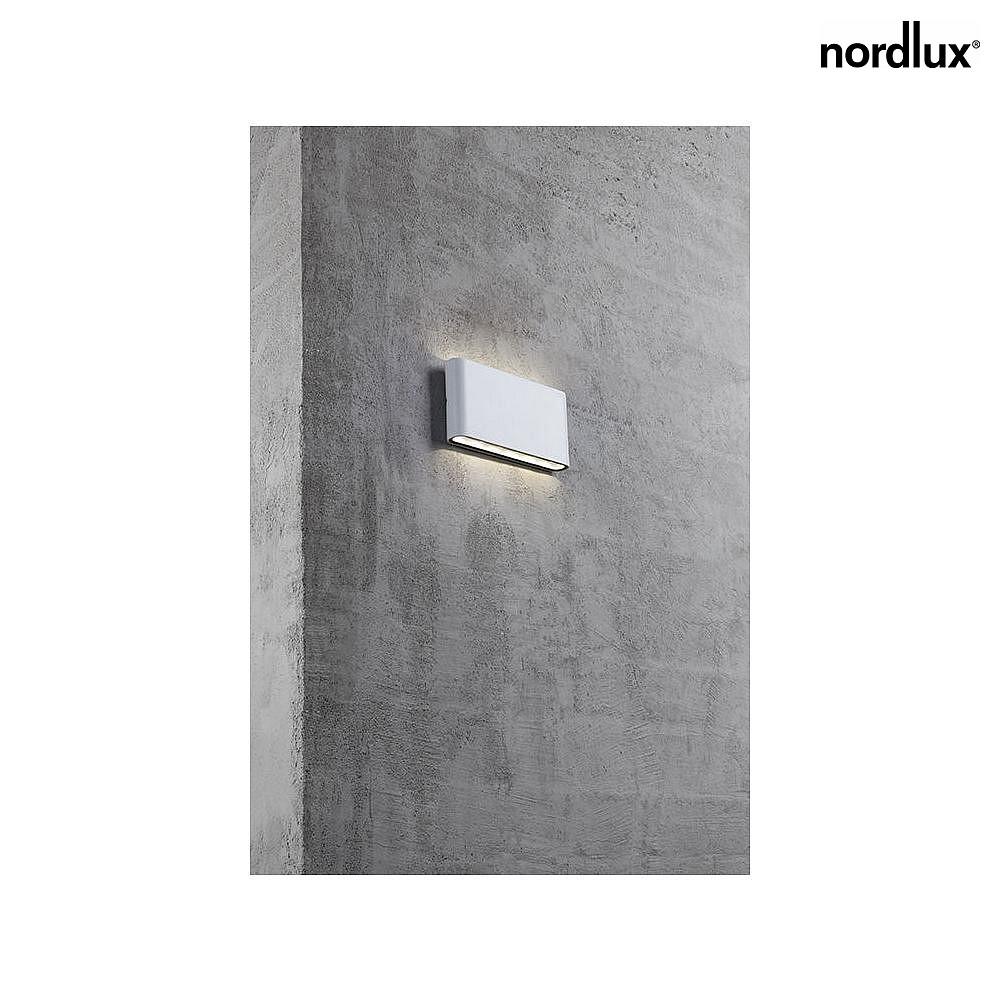 Nordlux LED Außenleuchte KINVER Wandleuchte, 6W LED, 3000K