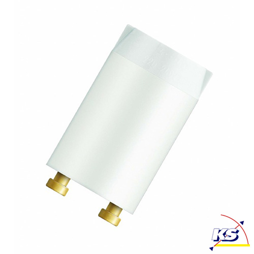 osram st111 starter 4 65w 25 for fluorescent lamps osram ks licht onlineshop leuchten aus. Black Bedroom Furniture Sets. Home Design Ideas
