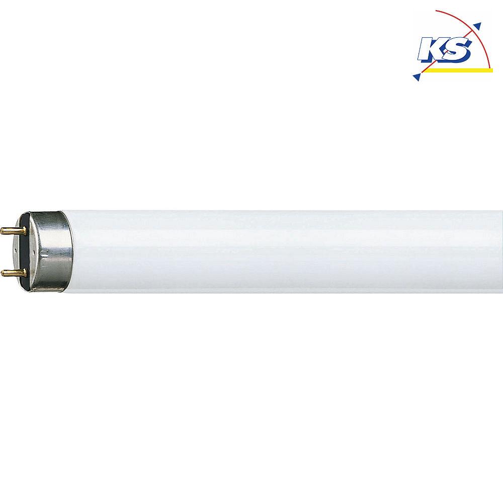 15W Lampe 830 Warmweiß Philips Leuchtstoffröhre MASTER TL-D Super 80 T8