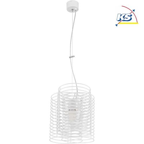 pendelleuchte ringo lackiert e27 26cm ks licht onlineshop leuchten aus essen. Black Bedroom Furniture Sets. Home Design Ideas