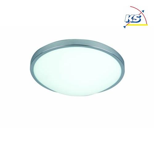 deckenleuchte easy 31cm glas chrom spot light ks licht onlineshop leuchten aus essen. Black Bedroom Furniture Sets. Home Design Ideas