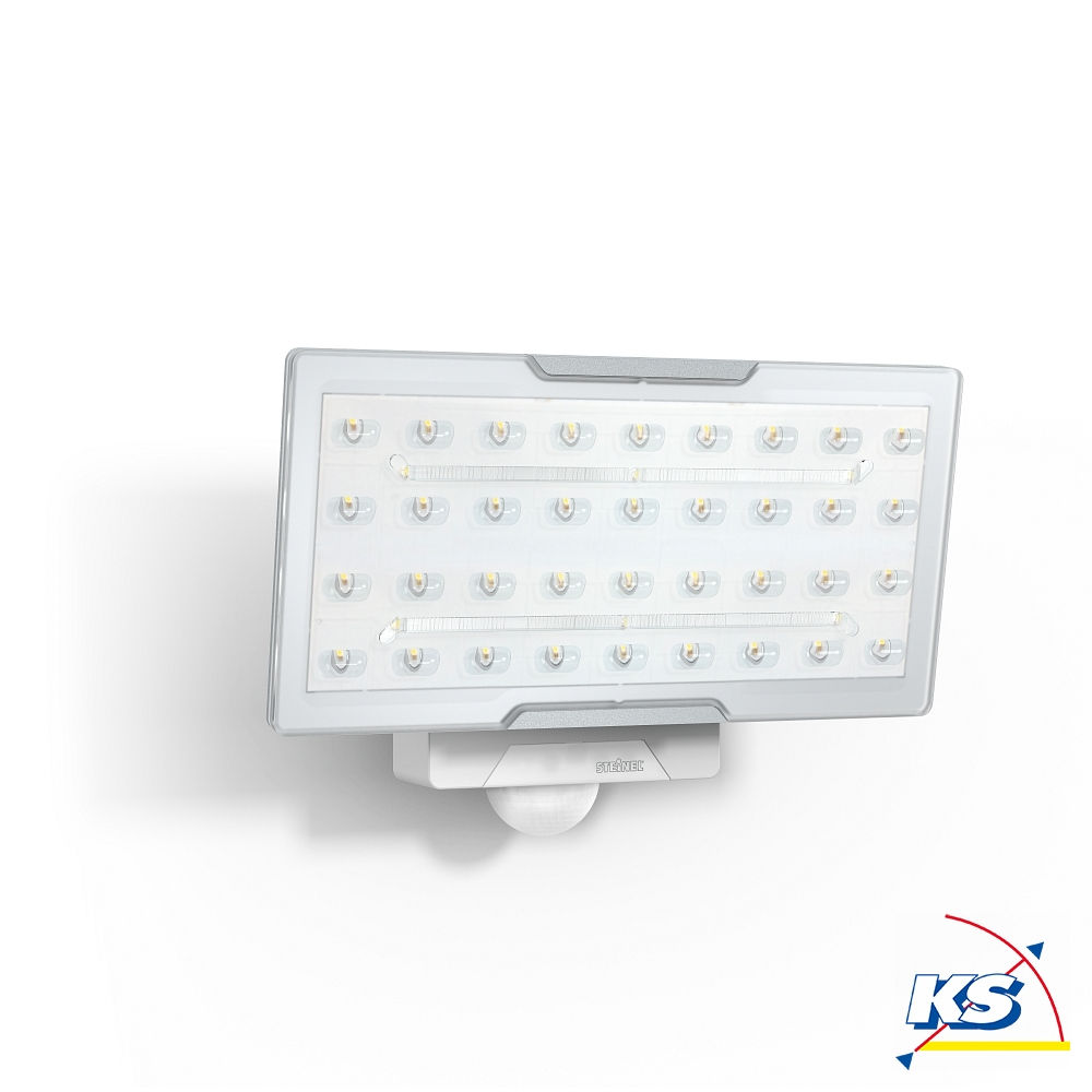 steinel sensor led strahler xled pro wide ks licht onlineshop leuchten aus essen. Black Bedroom Furniture Sets. Home Design Ideas