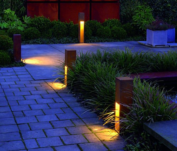 Gartenbeleuchtung - KS Licht Onlineshop | Leuchten aus Essen