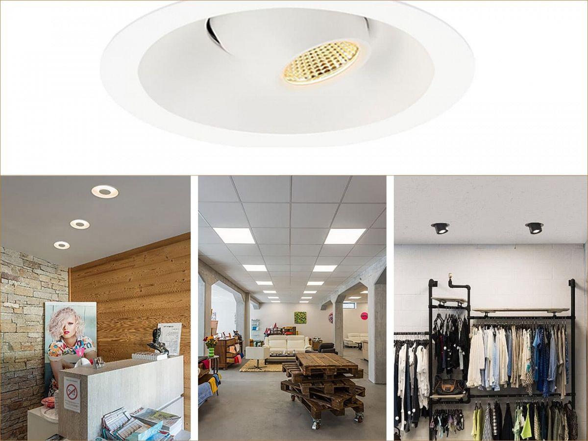 Indoor Einbauleuchten - KS Licht Onlineshop | Leuchten aus Essen