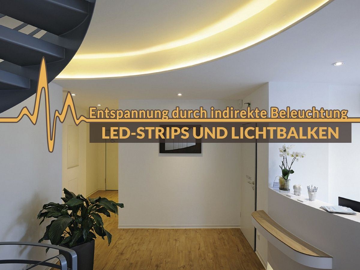 Led strips und lichtbalken ks licht onlineshop leuchten aus essen