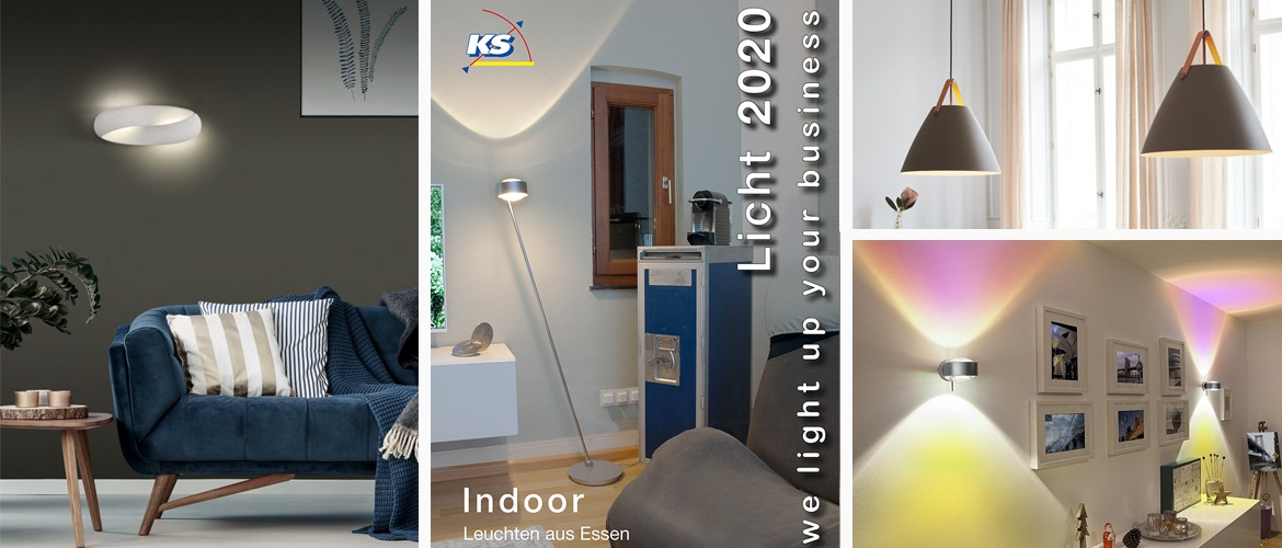 INDOOR Highlights LICHT 2020