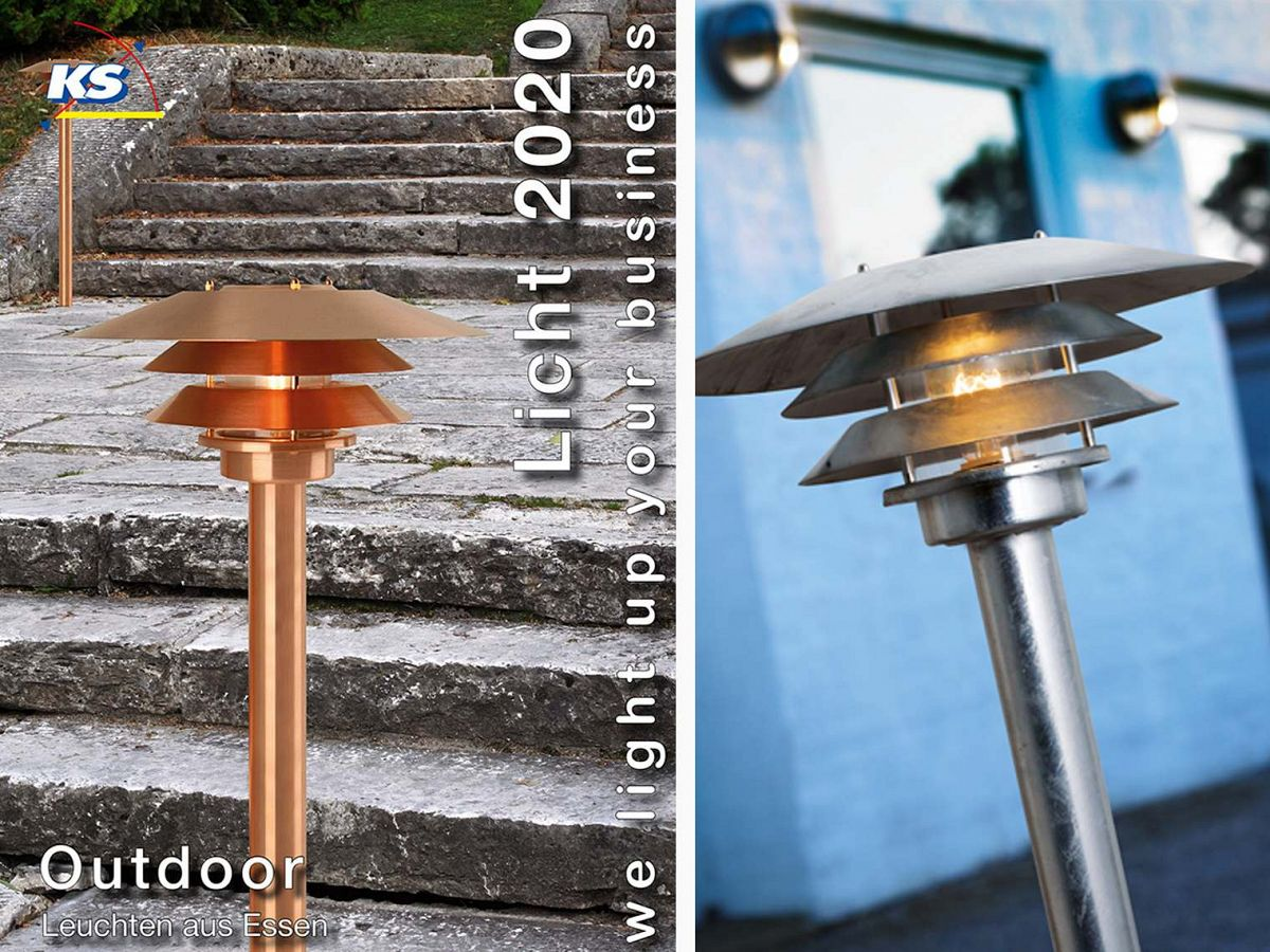 OUTDOOR Highlights LICHT 2020