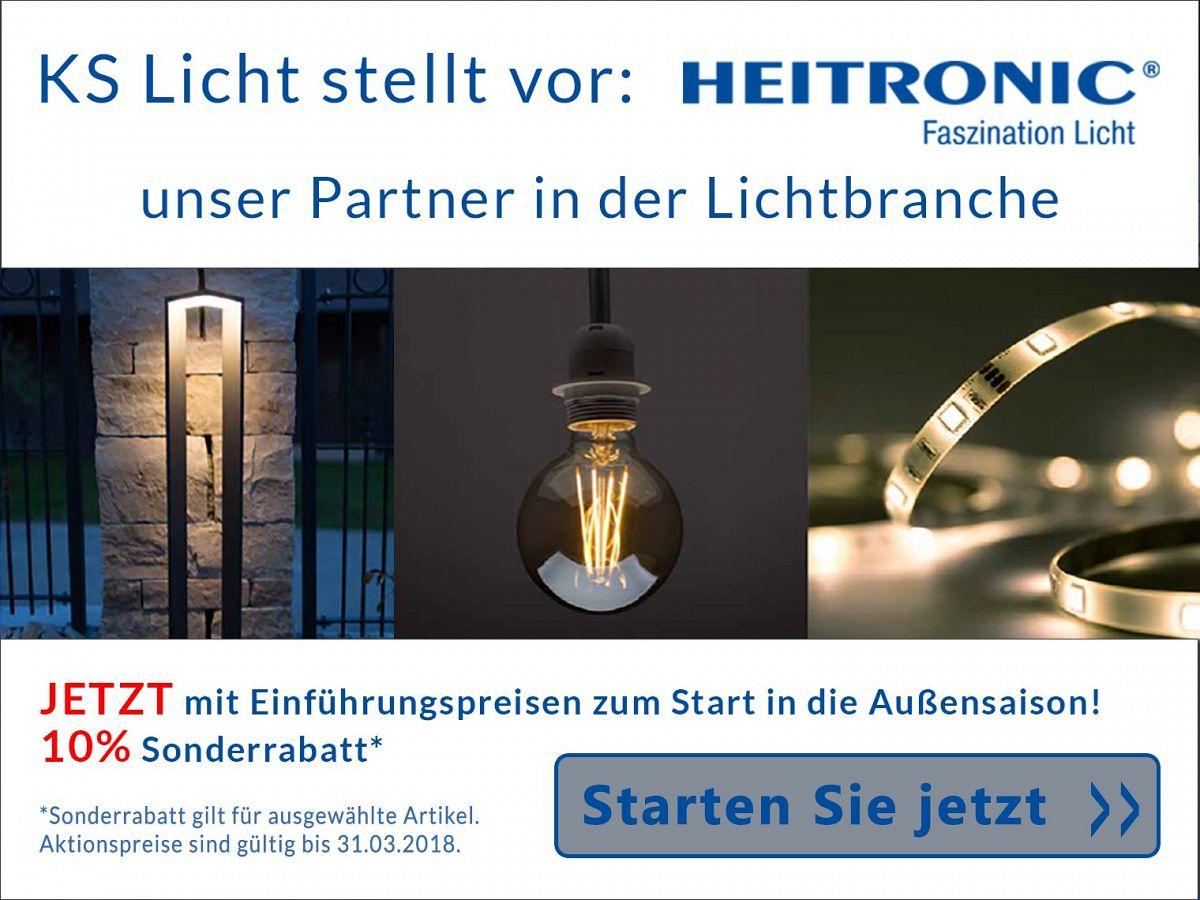 Ks Lichttechnik heitronic ks licht onlineshop leuchten aus essen