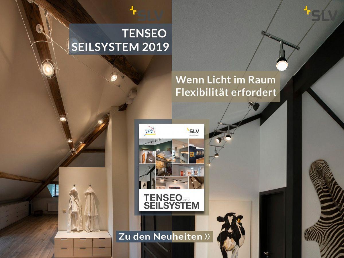 Katalog TENSEO SEILSYSTEM 2019 - KS Licht Onlineshop ...