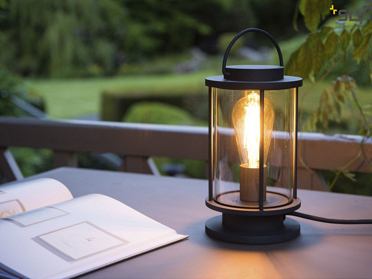 Beleuchtung für Terrasse und Balkon   KS Licht Onlineshop ...
