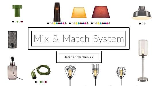 NEUHEITEN aus dem Katalog MORE WHITE 2017 - Mix & Match System