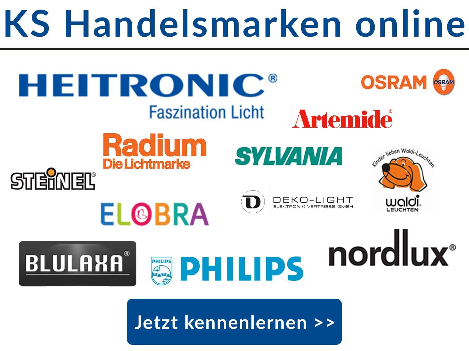 Lampen & Leuchten Onlineshop - aus Essen - KS Licht