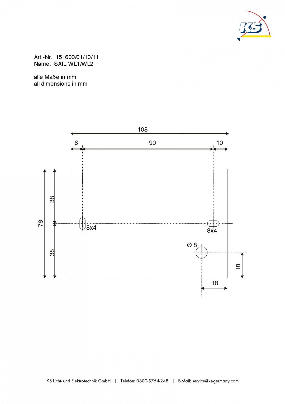 wandleuchte led sail 2 wl 2 2x3w led warmwei schwarz. Black Bedroom Furniture Sets. Home Design Ideas