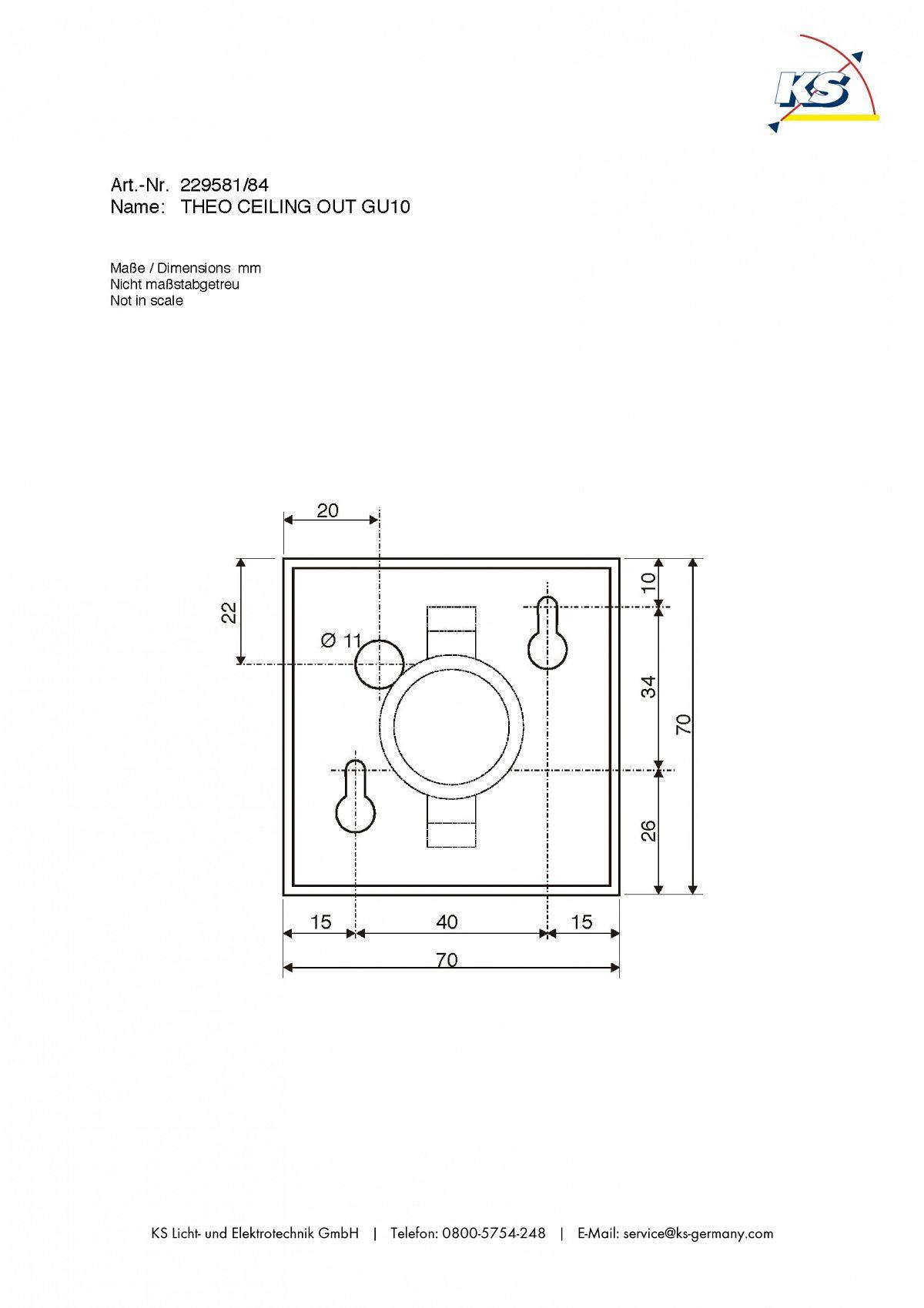 au enleuchte theo ceiling out deckenleuchte eckig gu10 ip21 silbergrau slv ks licht. Black Bedroom Furniture Sets. Home Design Ideas