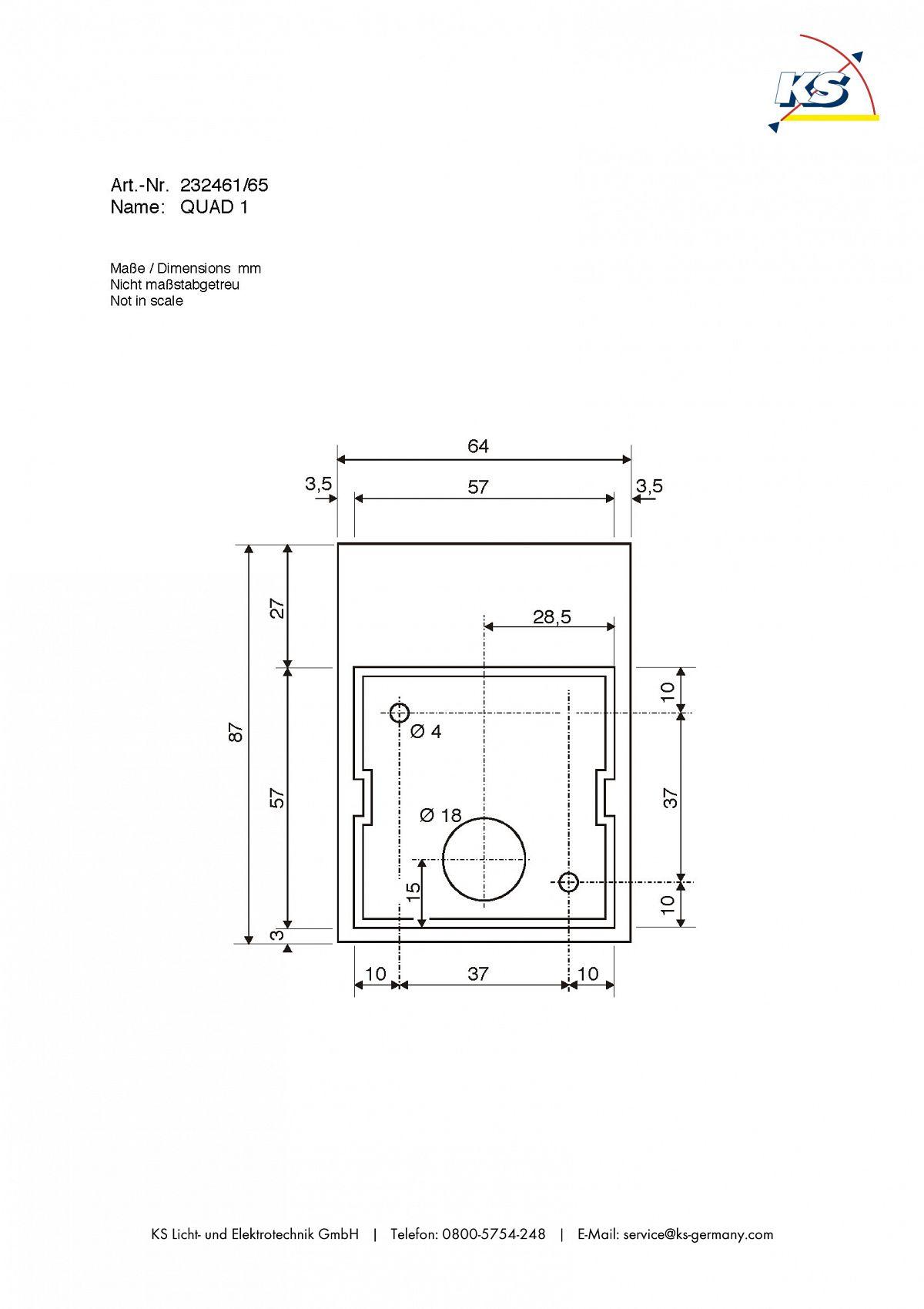 wandleuchte quad 1 eckig led warmwei 1x3w anthrazit slv ks licht onlineshop leuchten. Black Bedroom Furniture Sets. Home Design Ideas